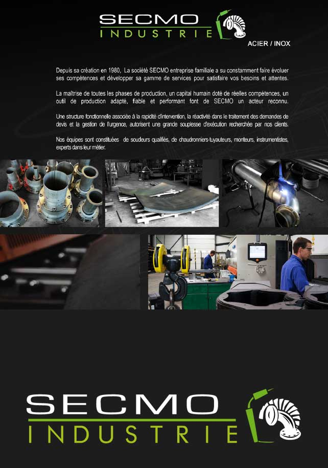 couv secmo industrie
